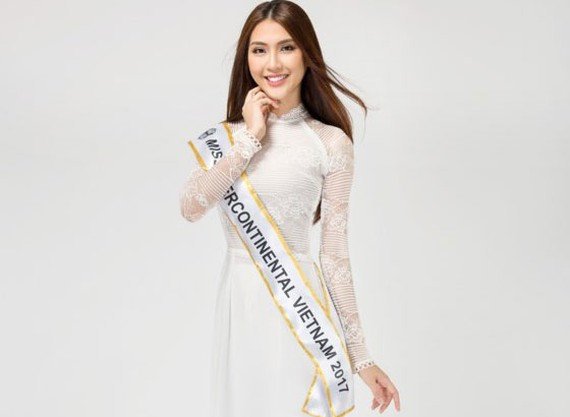 Tuong Linh to compete in Miss Intercontinental 2017