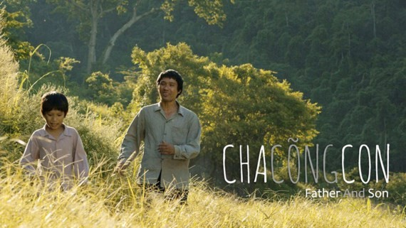"""Movie """"Cha cong con"""" to compete in Oscars 2018"""