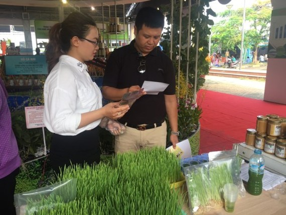 International Agriculture Trade Fair 2017 opens in HCMC