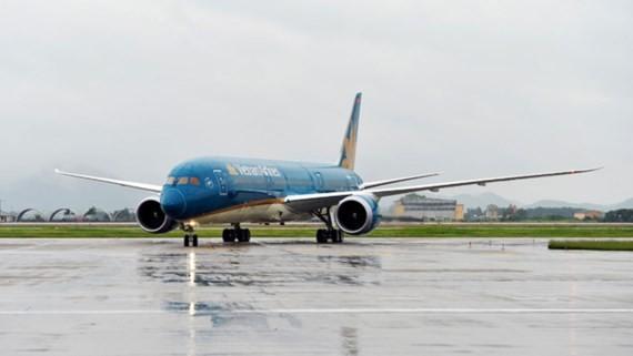 Vietnam Airlines reschedules flights between Vietnam & Japan due to storm