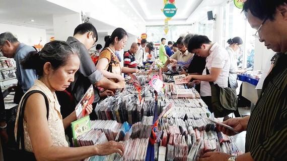 HCM City to host CD/DVD fair