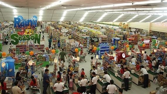 The revenue of Vietnam's retail sales market will reach over 11 quadrillion VND (484.58 billion USD) by 2025 (Photo: vneconomy.vn)