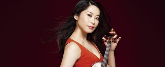 Japanese-American violinist Tamaki Kawakubo to perform in Hanoi