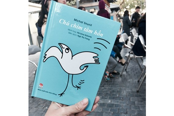 Israeli bestseller now available in Vietnamese language