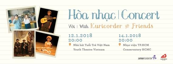 Music performance celebrates Vietnam – Japan diplomatic ties