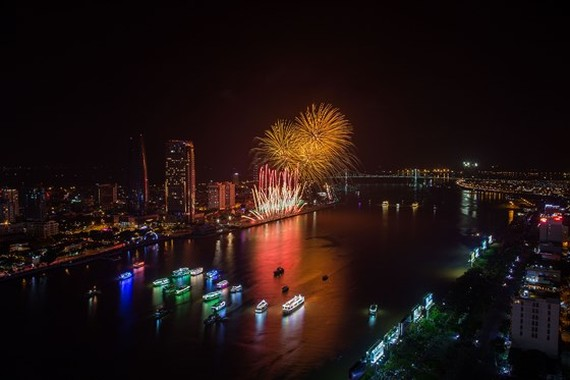 Annual international fireworks competition returns