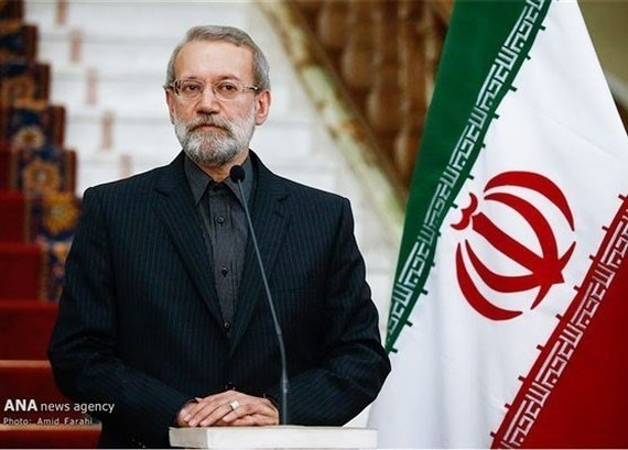 Speaker of the Parliament of Iran Ali Ardeshir Larijani (Photo: ANA news agency)