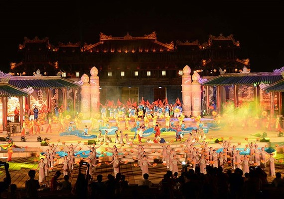 Hue launches media center for biggest int'l festival