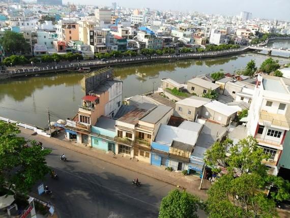 A corner of Can Tho city (Source: baotainguyenmoitruong.vn
