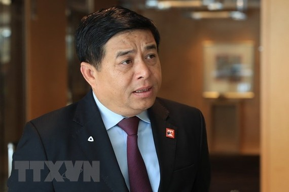 Minister of Planning and Investment Nguyen Chi Dung (Source: VNA)