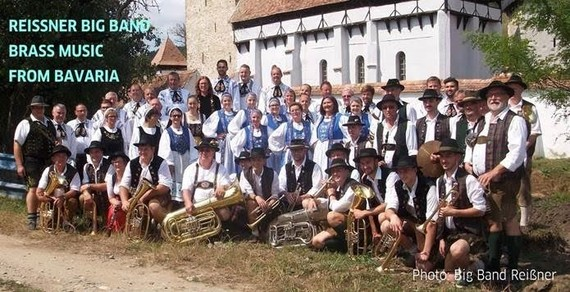 Germany's Reißner Big-Band to perform in HCMC