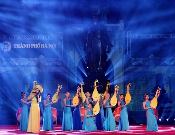 Cultural activities to mark the 64th anniversary of Hanoi's liberation