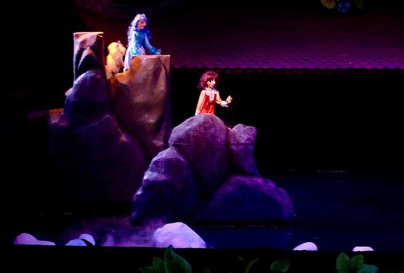 5th Hanoi Int'l Puppetry Festival opens