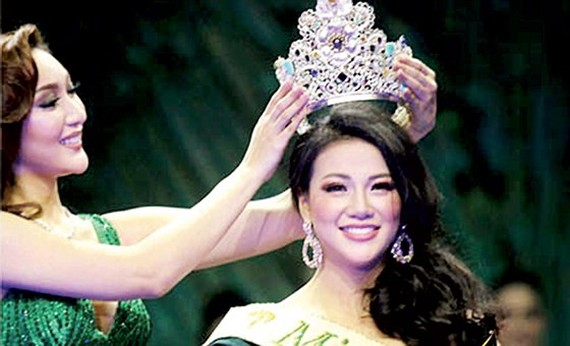 Nguyen Phuong Khanh crowned Miss Earth 2018