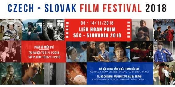 10 films presented at Czech-Slovak Film Festival 2018