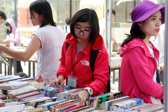 Book fair to be opened in HCMC