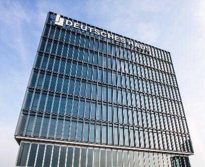 The Deutsches Haus building complex in Ho Chi Minh City (Photo: Deutsches Haus Vietnam)