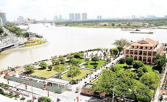 Ben Nha Rong (Dragon House Wharf) - Ho Chi Minh Museum branch in Ho Chi Minh City
