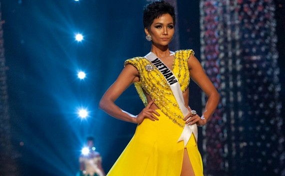 H'Hen Nie named among Top 10 of Miss Grand Slam
