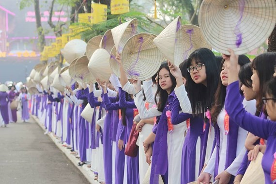 Free entrance for women to Complex of Hue Monuments