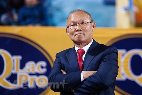 Coach Park Hang-seo (Photo: VNA)