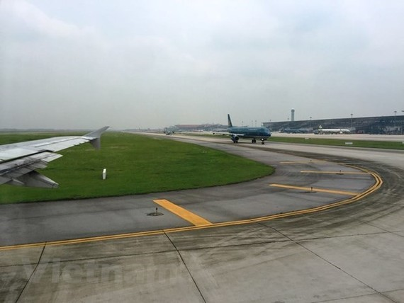A corner of Cat Bi airport (Source: VNA)