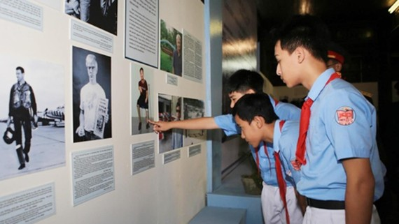 Exhibition marking Vietnam - Japan relationship opens in Hue