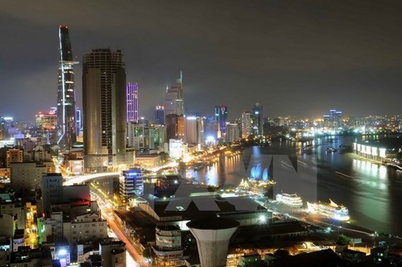 HCM City posts a GDRP growth rate of 7.64 percent in the first quarter of 2019 (Photo: VNA)