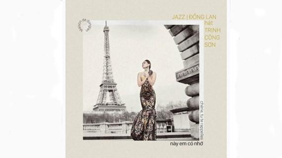Vietnamese-French bilingual album by singer Dong Lan