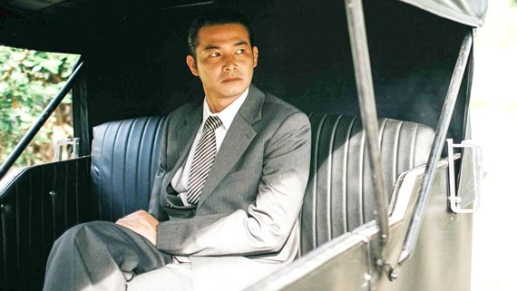 "Actor Quach Ngoc Ngoan in the film ""The Immortal"""