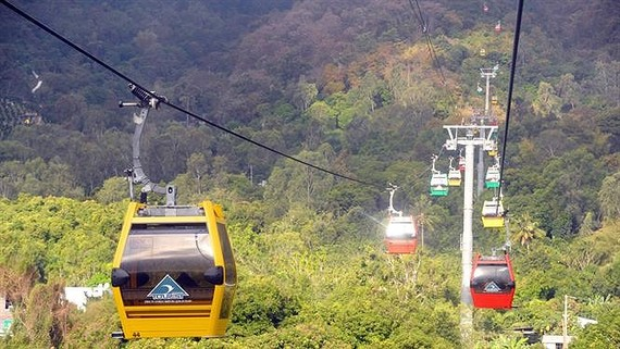 VND250 billion to be invested in expansion of Cam Mountain tourist area