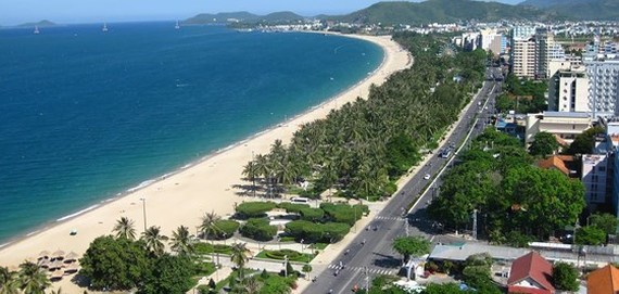 Nha Trang City (Photo: Sggp)