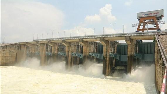Tri Tri An Hydropower Plant (Photo: VNA)