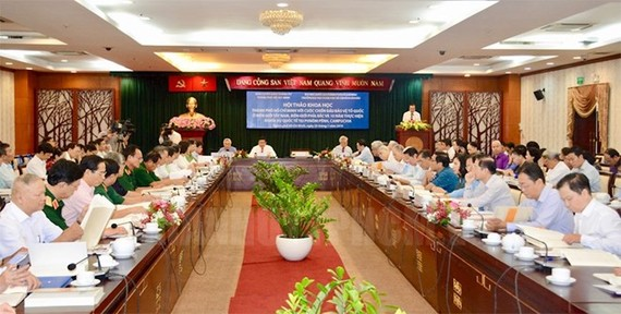 The workshop held in HCM City on July 20 (Source: hcmcpv.org.vn)
