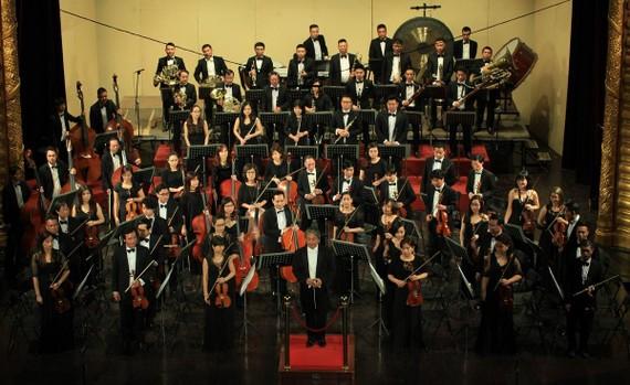 The Vietnam National Symphony Orchestra (VNSO)