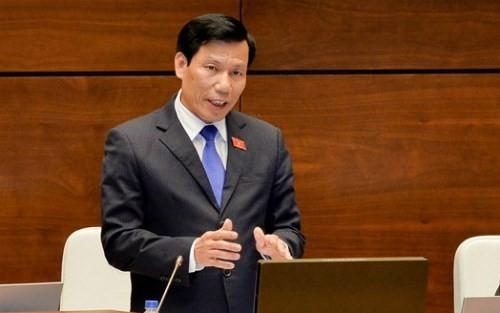Bộ trưởng Bộ Văn hóa, Thể thao và Du lịch Nguyễn Ngọc Thiện