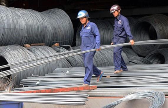 Sắt thép trong nước liên tục tăng giá trong thời gian gần đây do giá nguyên liệu đầu vào tăng