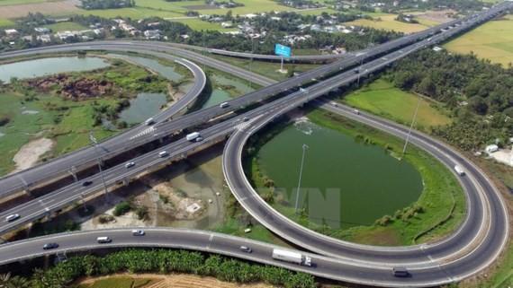 Một số đoạn của cao tốc Bắc - Nam đã được xây dựng, đưa vào khai thác
