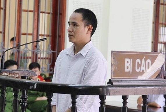 Nguyễn Hữu Cường tại phiên tòa