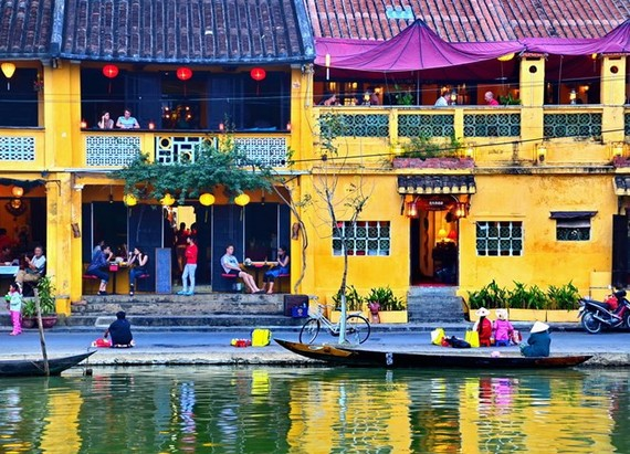 A photo of ancient Hoi An city (Source: www.shutterstock.com)
