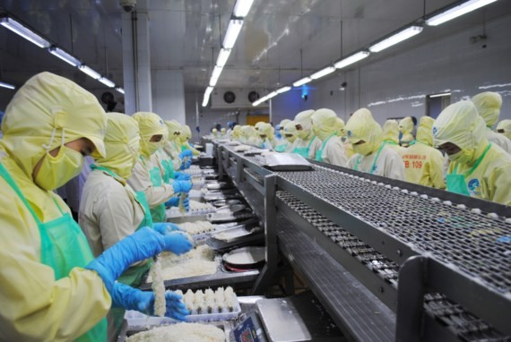 Vietnam's shrimp industry strives to achieve the export target of US$ 10 billion by 2025