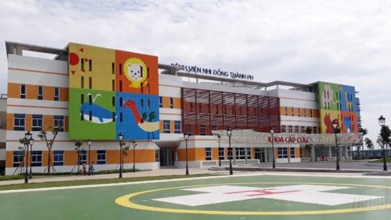 The residential treatment center of HCMC Children's Hospital