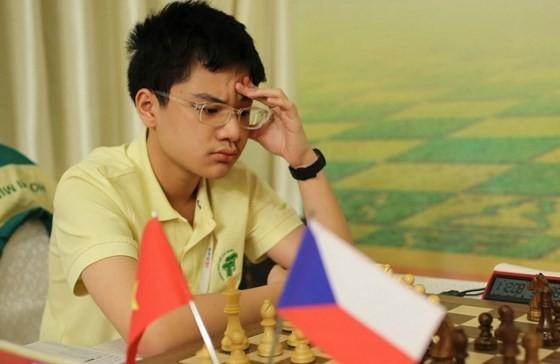 Nguyen Anh Khoi at World Youth U14, U16, U18 Rapid & Blitz Chess Championships 2017