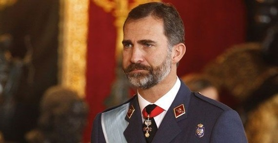 King  Felipe VI (Source: Imperor)