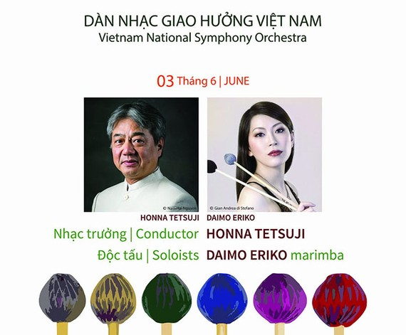 Japanese artist Daimo Eriko to perform in Hanoi