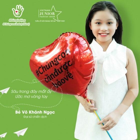 Vietnam Junior Fashion Week returns