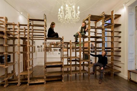 """Exhibition """"Community - Co-design -  Architecture"""" in Hanoi"""