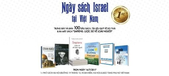 Israel Book Day held in Hanoi