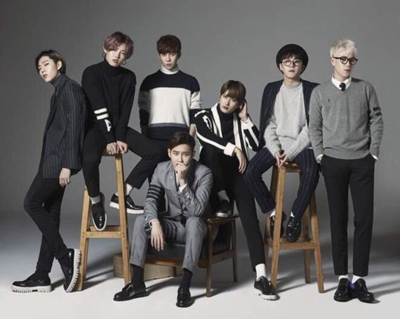 K-pop band Block B to perform in HCMC in November