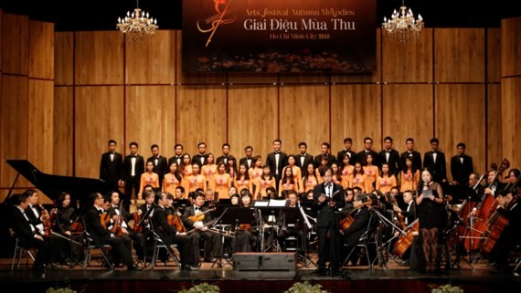 """""""Autumn Melody"""" concert to return in August"""
